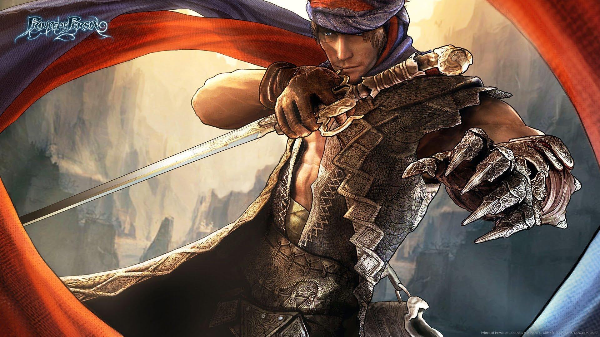 Ретро-прохождение Prince of Persia (2008) в скриншотах ... Часть 1 НАЧАЛО!  - Изображение 1