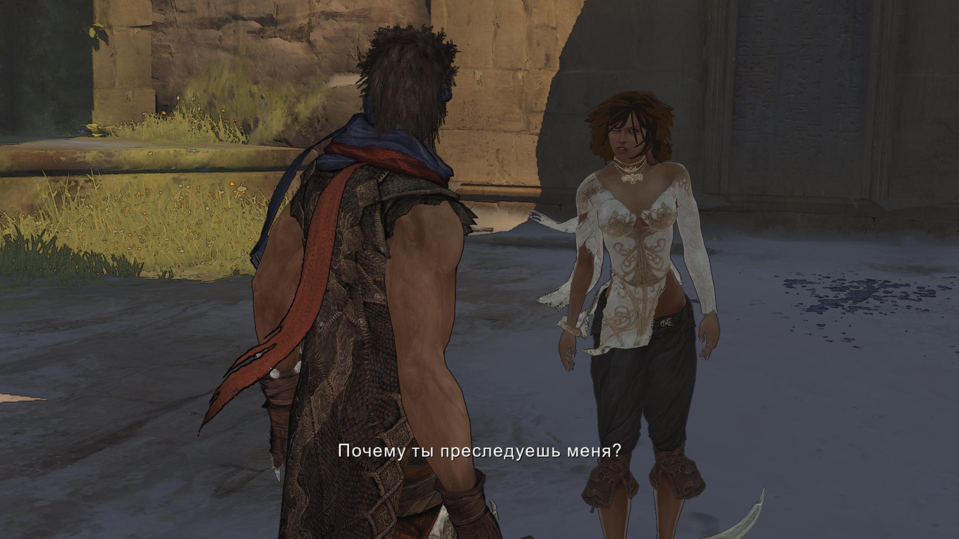 Ретро-прохождение Prince of Persia (2008) в скриншотах ... Часть 1 НАЧАЛО!  - Изображение 6