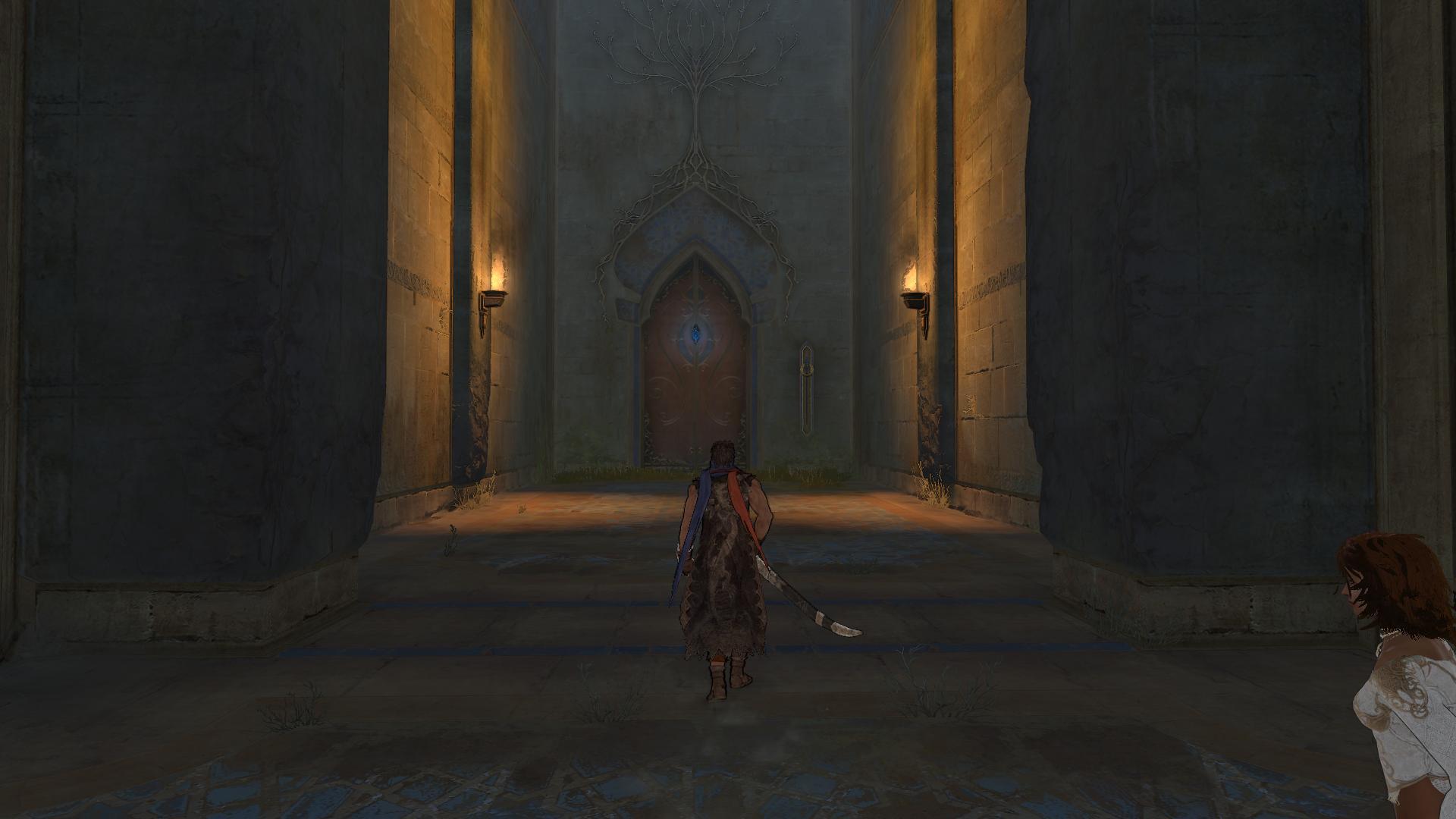 Ретро-прохождение Prince of Persia (2008) в скриншотах ... Часть 1 НАЧАЛО!  - Изображение 12