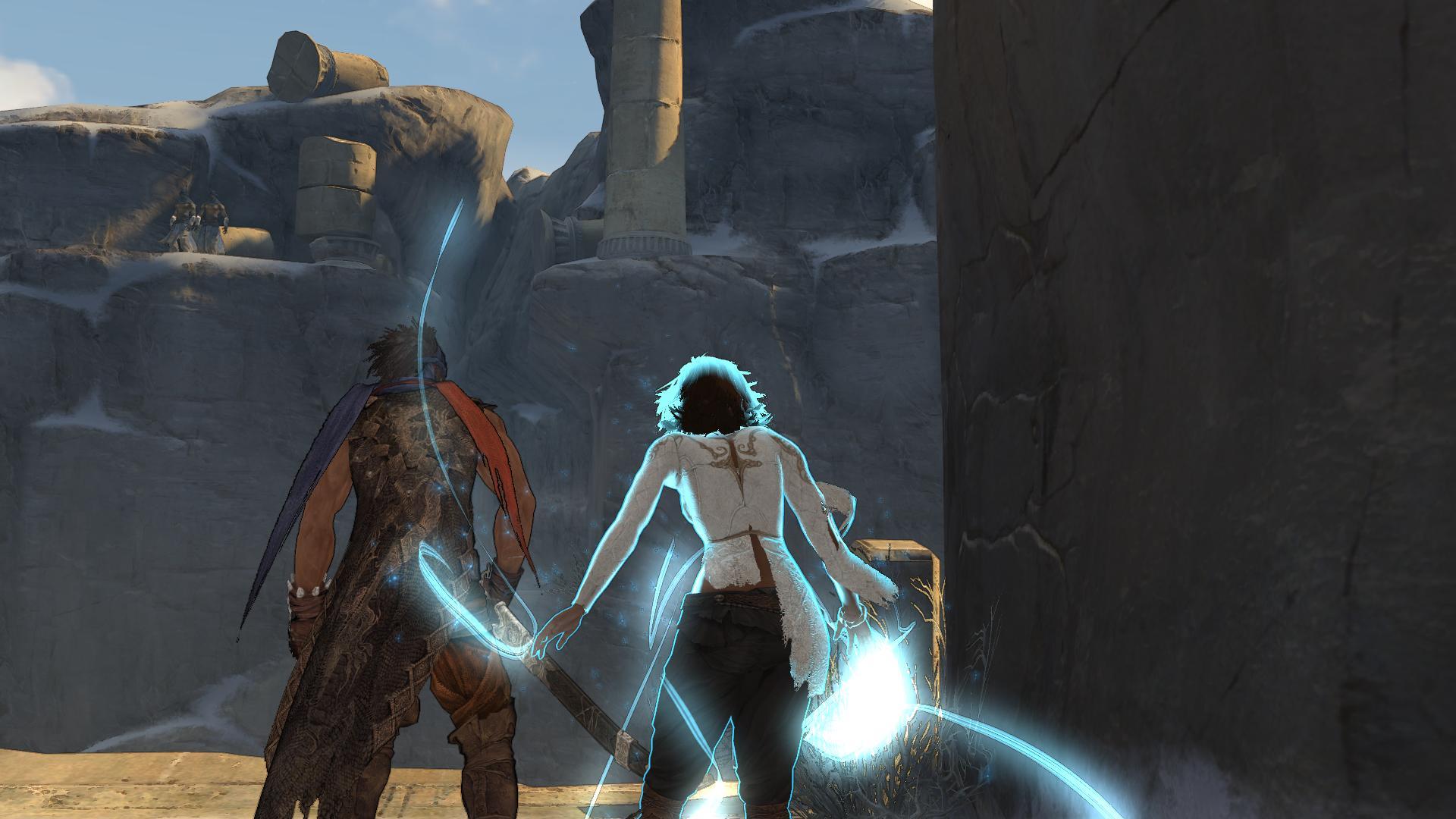 Ретро-прохождение Prince of Persia (2008) в скриншотах ... Часть 1 НАЧАЛО!  - Изображение 8
