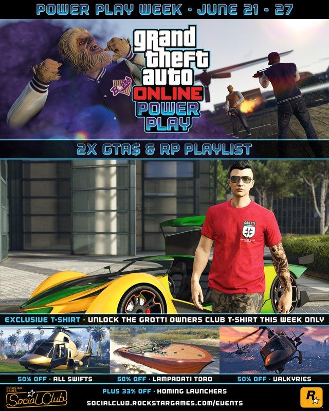 Новый режим для GTA Online: Power Play - Изображение 1