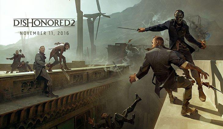 Все самое важное о Dishonored 2 - Изображение 1