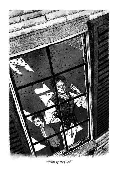 "Книжечки №4: ""Дневники Монстролога"" - фантазия на грани реальности - Изображение 19"