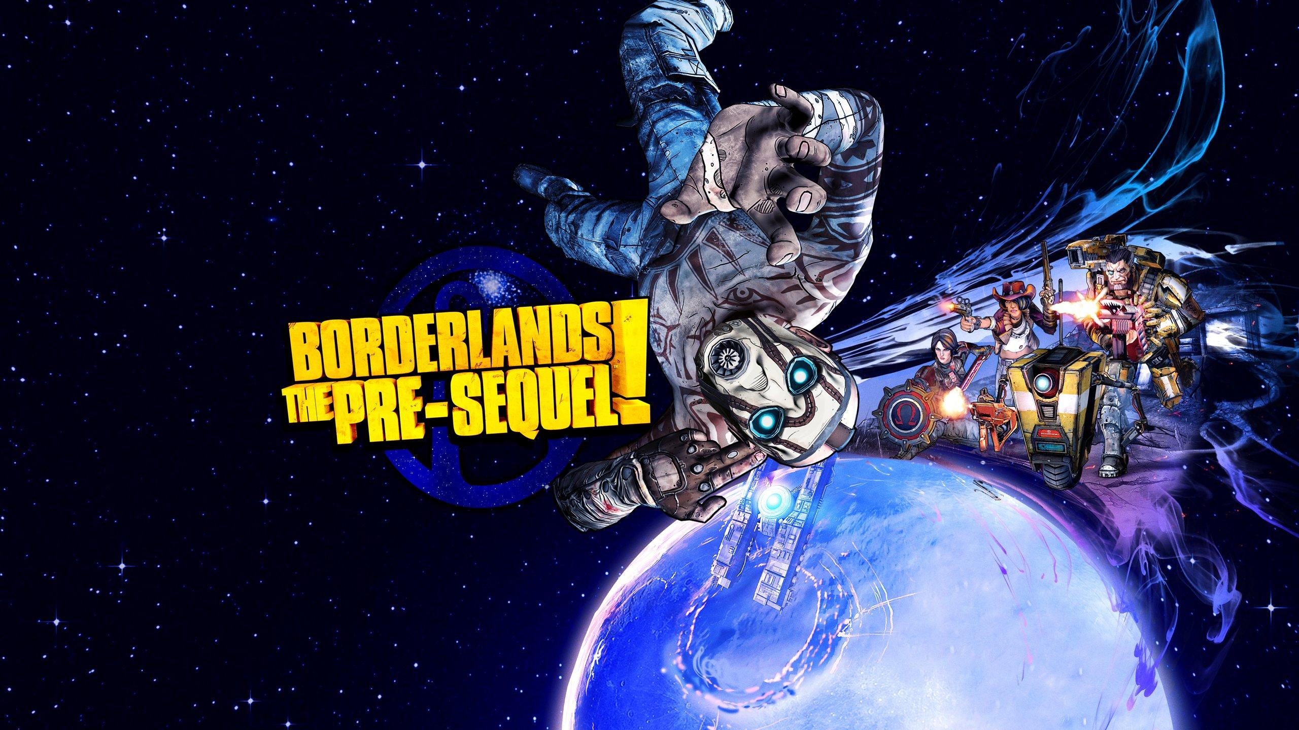 Вопль-прохождение Borderlands the Pre-Sequel ... НАЧАЛО - Изображение 1