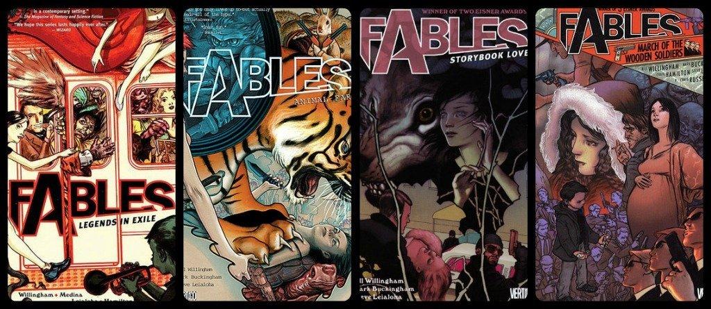 """Это комиксы № 2: Шериф Бигби и Снежка - """"Fables"""": история непростых отношений - Изображение 33"""
