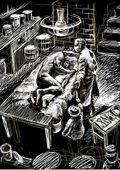 "Книжечки №4: ""Дневники Монстролога"" - фантазия на грани реальности - Изображение 11"