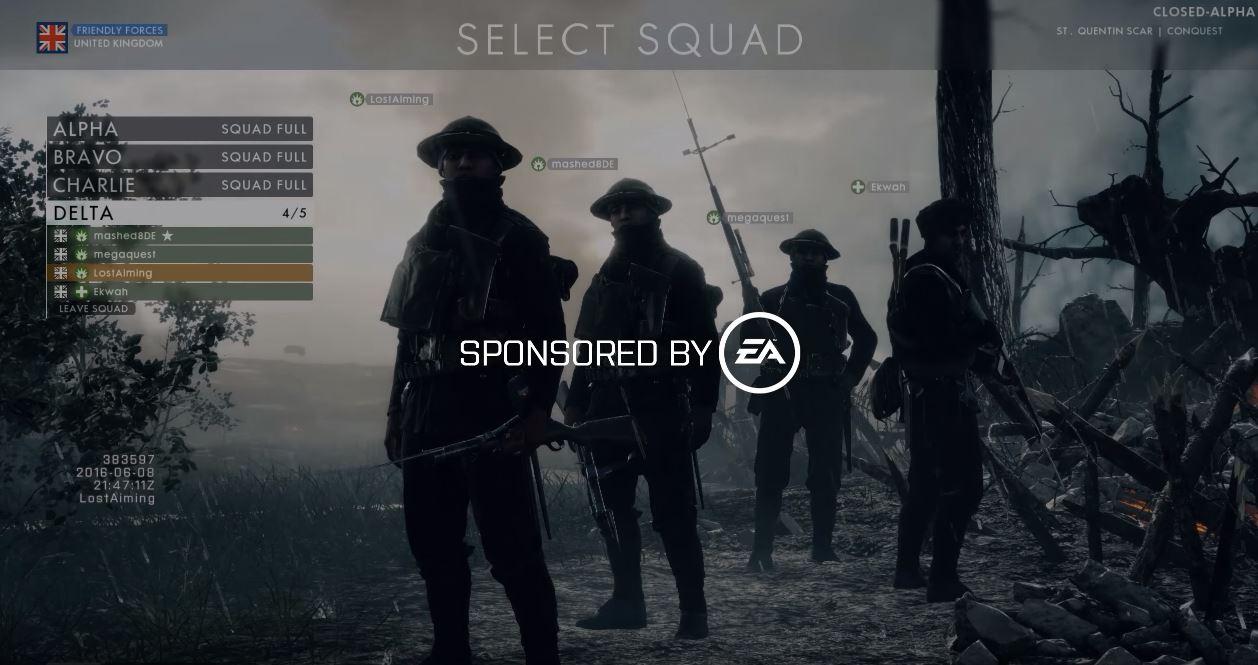Геймплей закрытой альфы Battlefield 1 и новые подробности (Обновлено) - Изображение 9