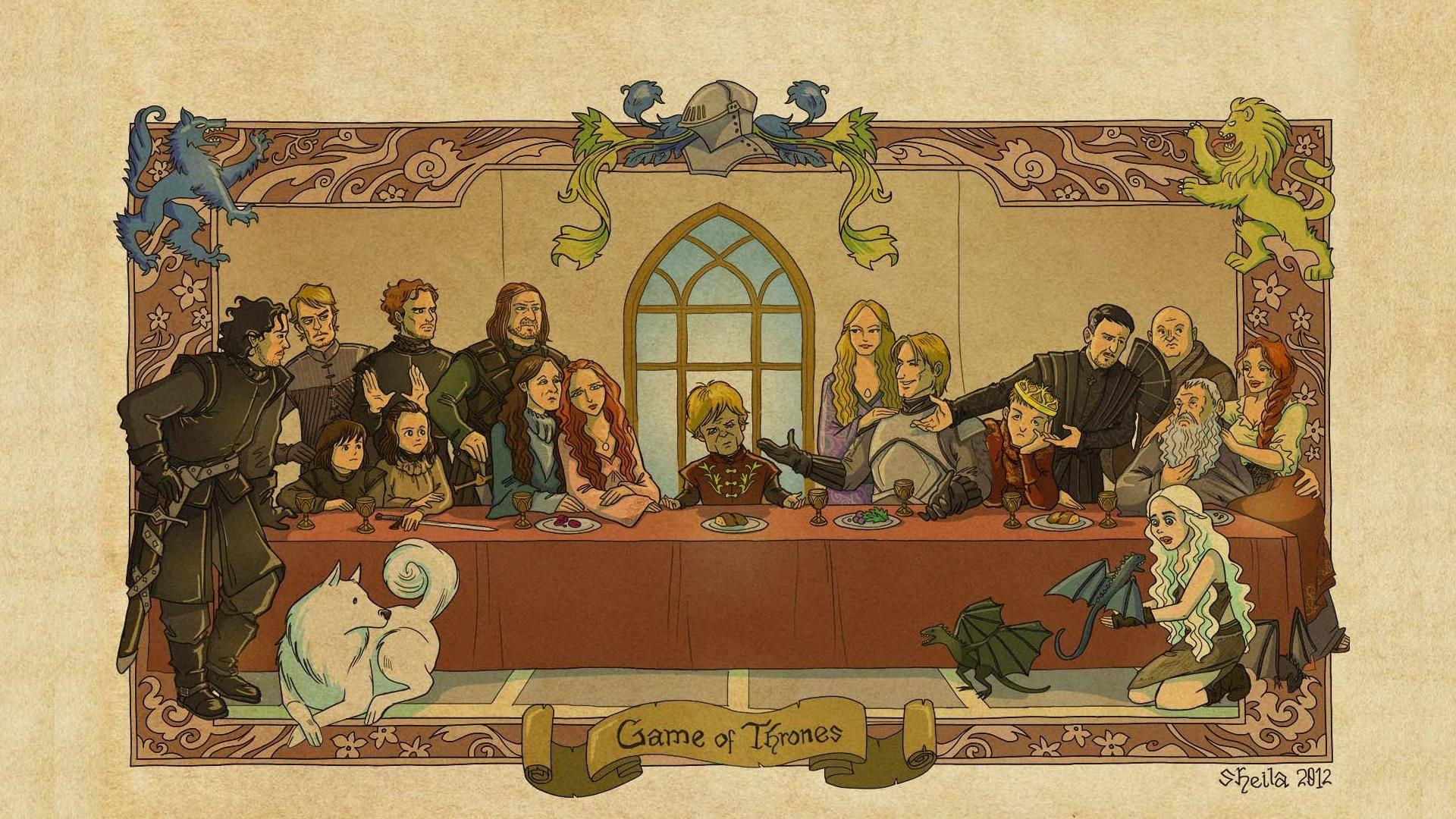 Игры престолов: Франшиза живущая собственной жизнью (+18) - Изображение 1