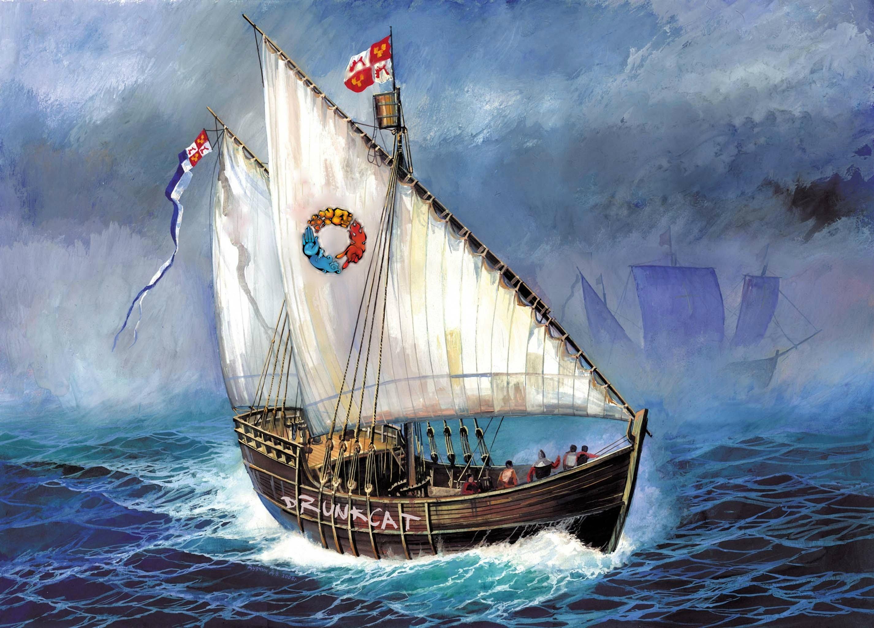 Судьба королевства. Командующий флотом - Изображение 2