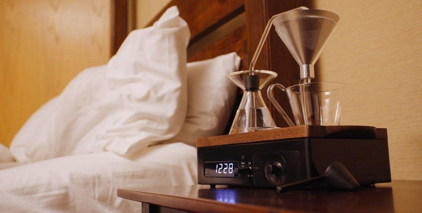 В США сделали заботливый будильник, который варит кофе - Изображение 1