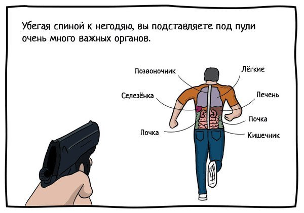 Самообороны комикс - Изображение 2