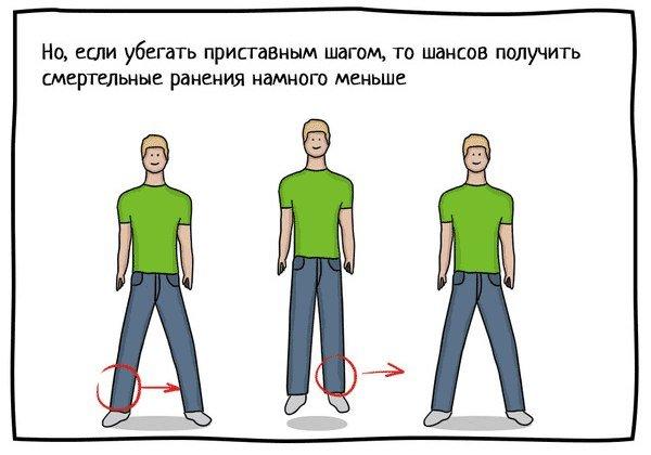 Самообороны комикс - Изображение 3