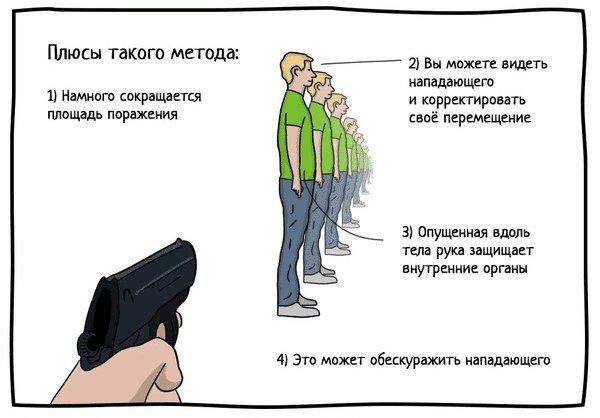 Самообороны комикс - Изображение 4