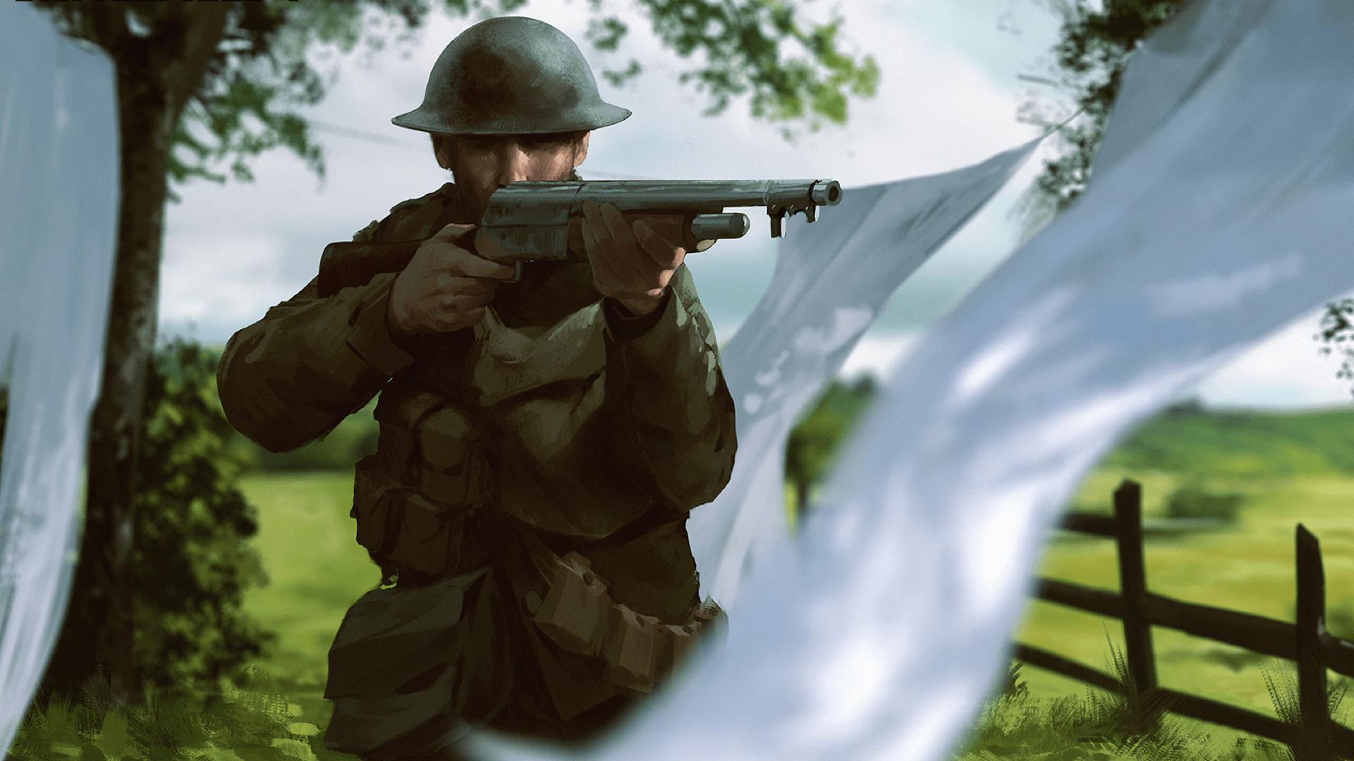 E3 тизер Battlefield 1 и информация про оружие - Изображение 1