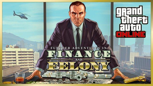 Вышло новое бесплатное дополнение к GTA Online: Further Adventures in Finance and Felony - Изображение 1
