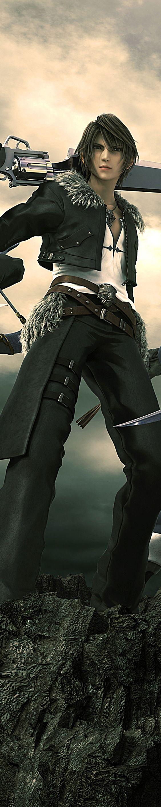 Что ещё не портировали на ПК из Final Fantasy. - Изображение 1