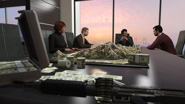 Вышло новое бесплатное дополнение к GTA Online: Further Adventures in Finance and Felony - Изображение 2