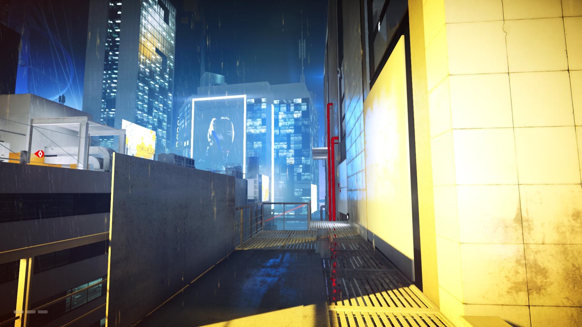 Вопль-прохождение Mirror's Edge Catalyst ... НАЧАЛО - Изображение 18