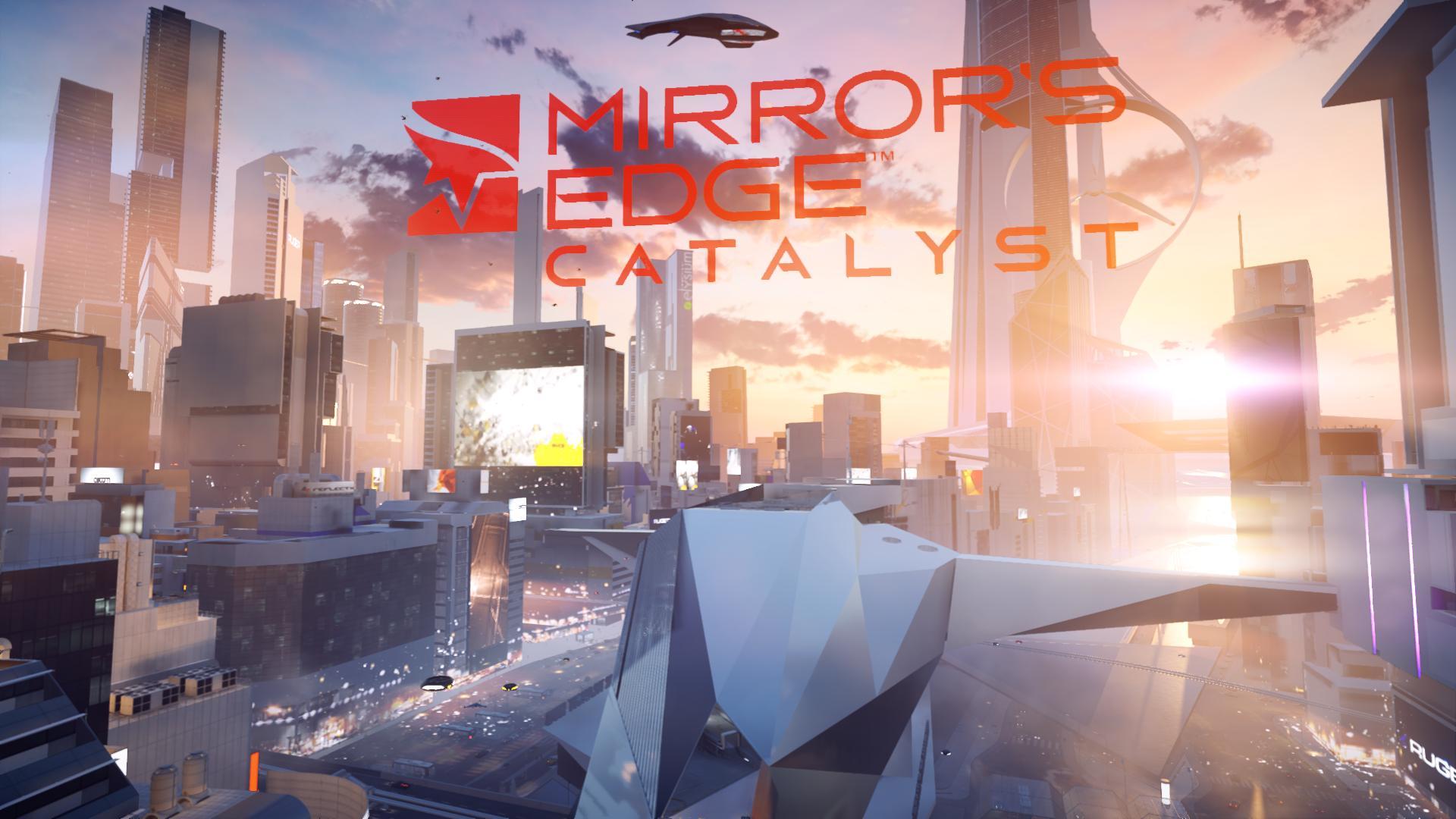 Вопль-прохождение Mirror's Edge Catalyst ... НАЧАЛО - Изображение 1