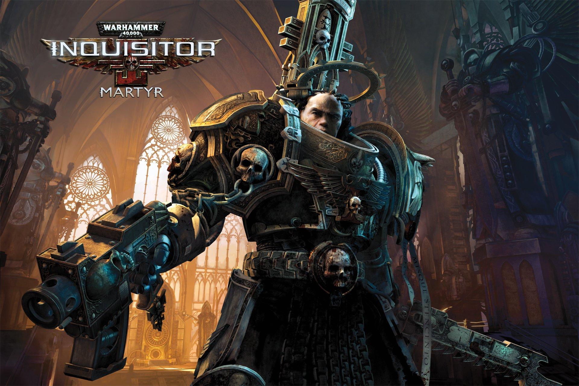 Ваши вопросы к разработчикам Warhammer 40,000: Inquisitor — Martyr  - Изображение 1