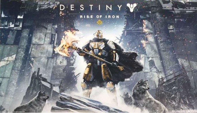 Destiny: Rise of Iron DLC announce. - Изображение 1