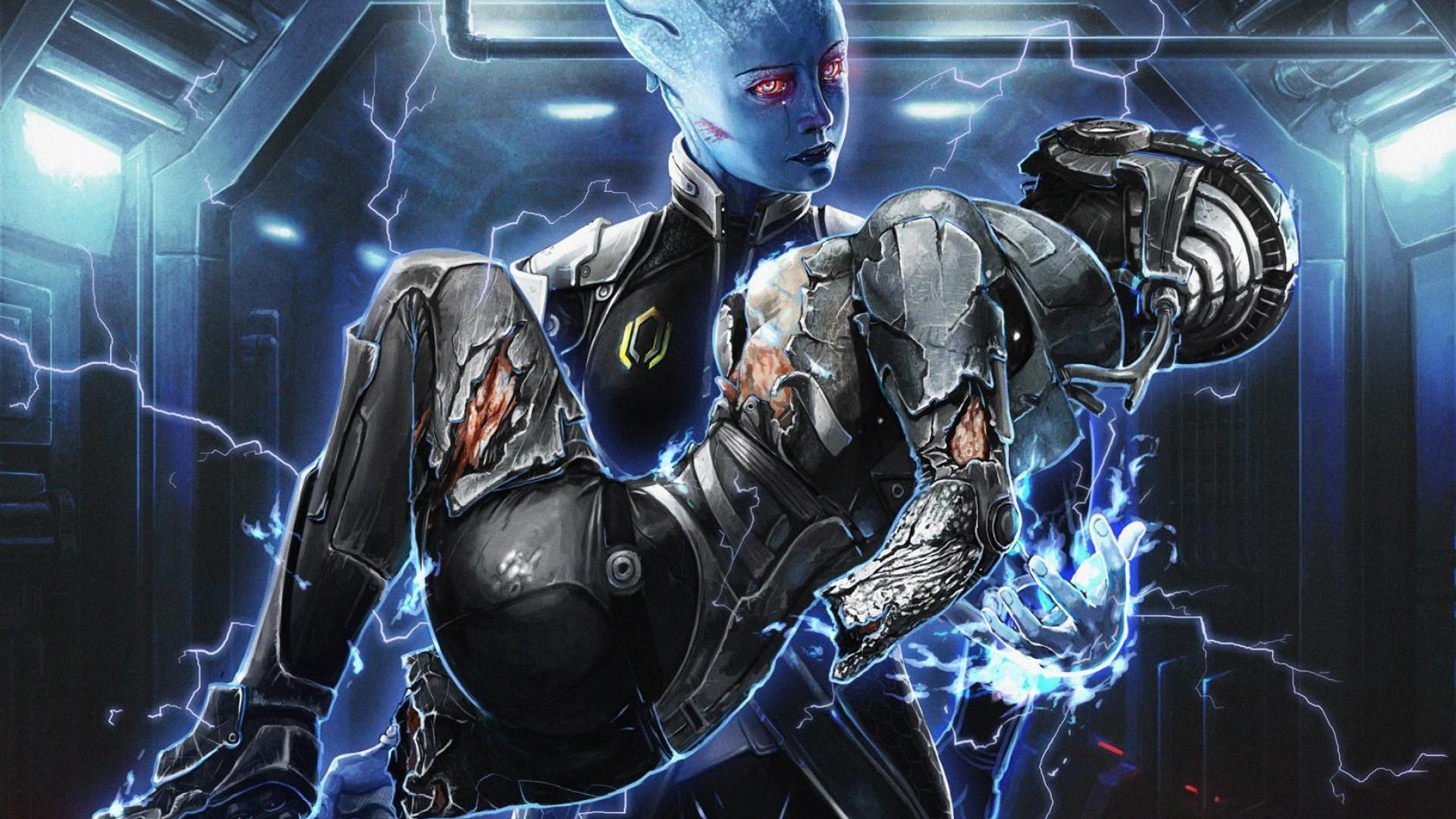 Mass Effect Andromeda. Не коротко о главном. - Изображение 1