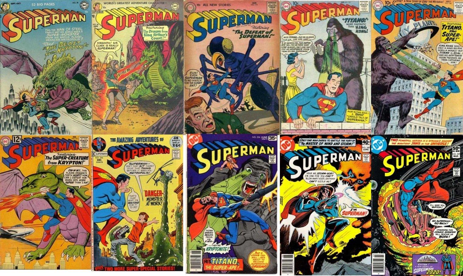 [Кинцо] Superman, или известнейший супергерой-фейл, часть 1 - Изображение 1