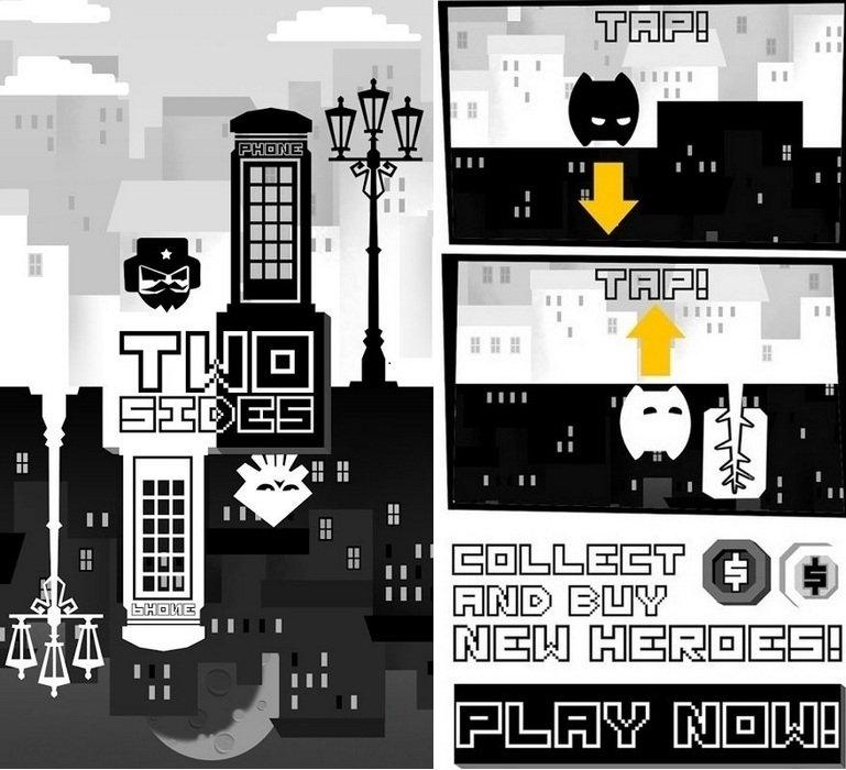Two Sides от NoLogic Games - Изображение 2