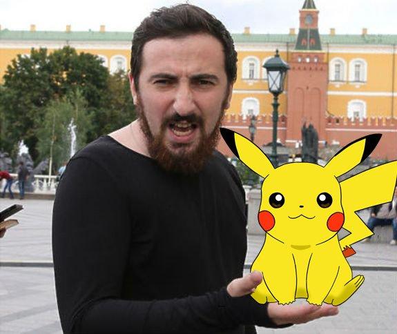 Дмитрий Энтео потребовал у создателей Pokemon Go убрать покемонов из храмов, чтобы «не набежали зомб - Изображение 1