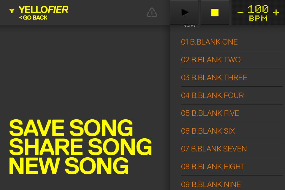 Развлечение в телефоне: Yellofier От Boris Blank - Изображение 4