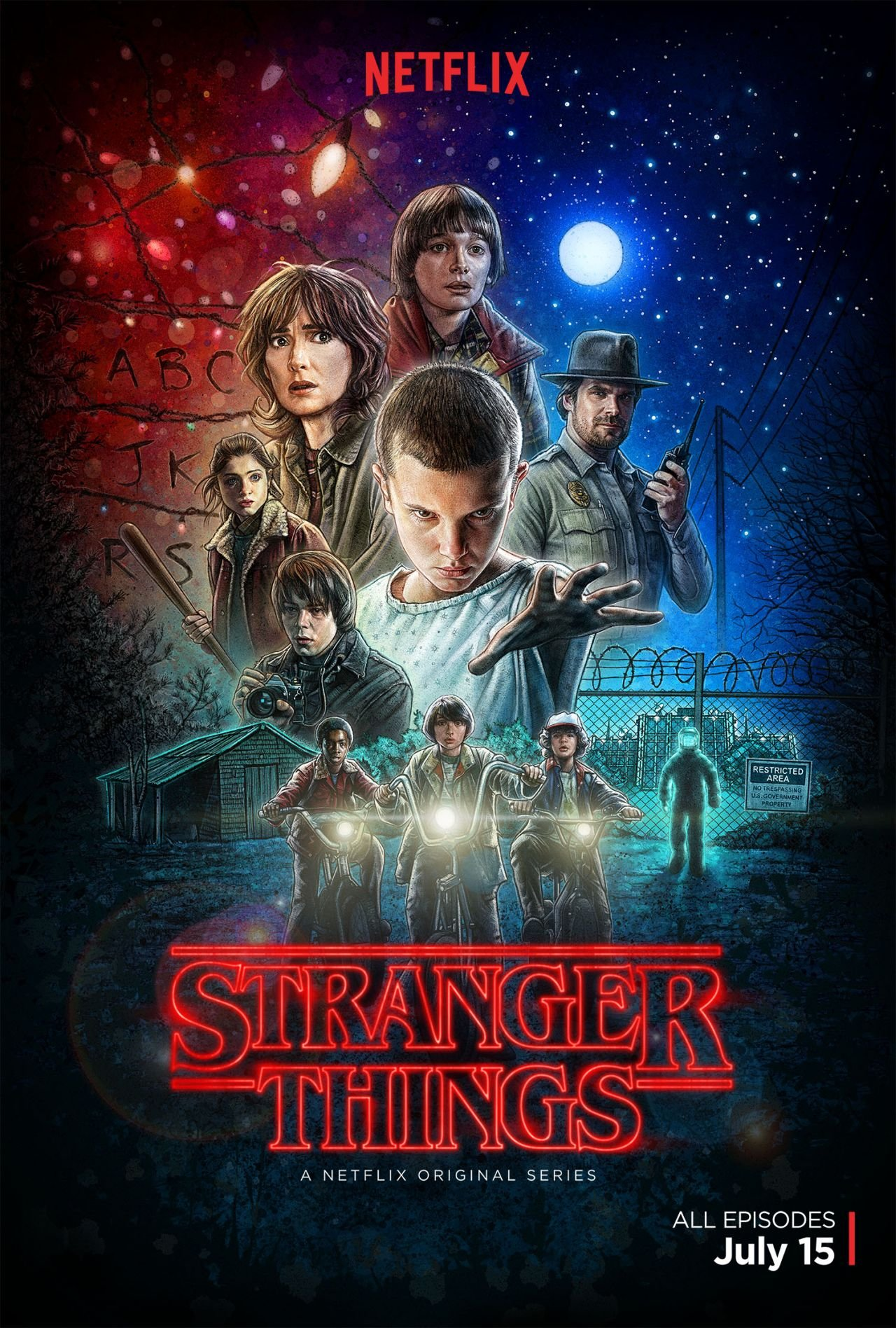 Вышел первый сезон Stranger Things. Мои впечатления. - Изображение 1