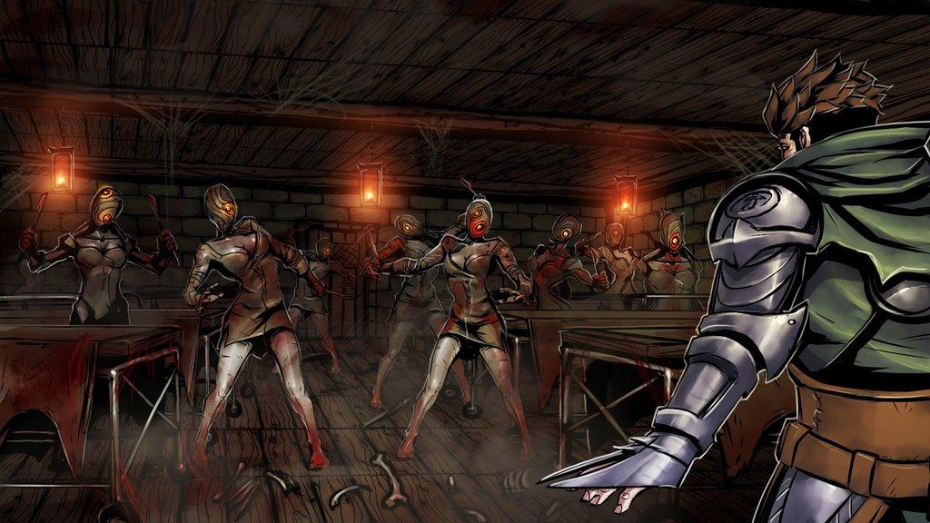 Обзор SwordBraker (Русский интерактивный комикс)! - Изображение 4