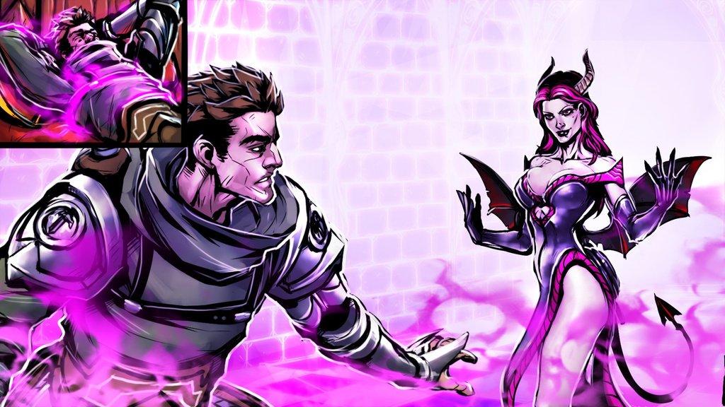 Обзор SwordBraker (Русский интерактивный комикс)! - Изображение 3