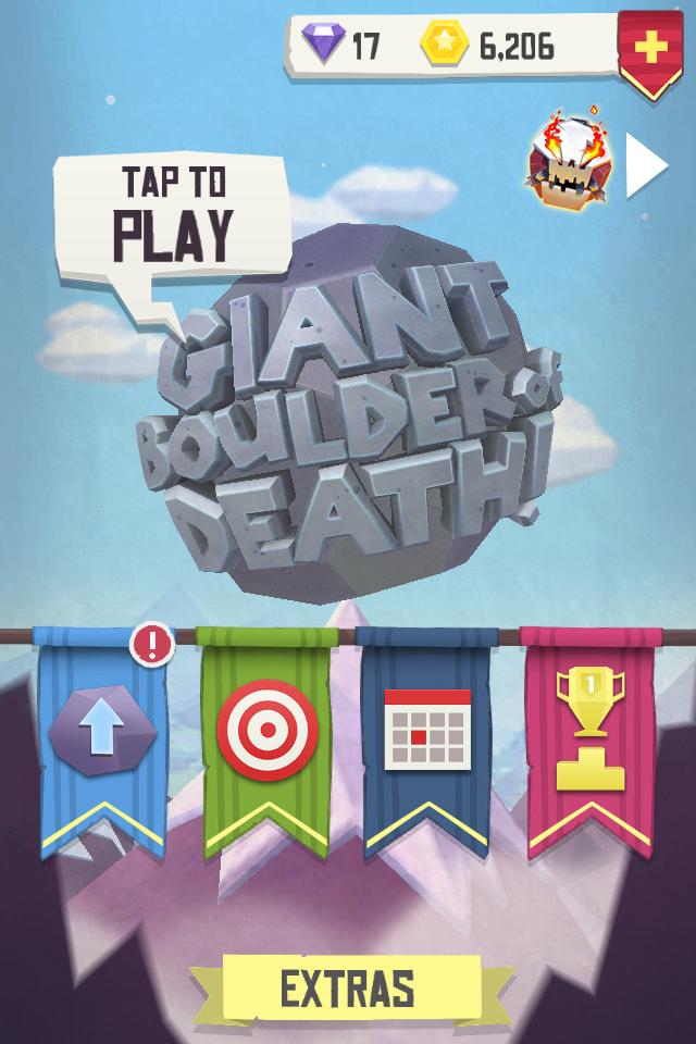 Развлечение в телефоне: Giant Boulder of Death. - Изображение 5