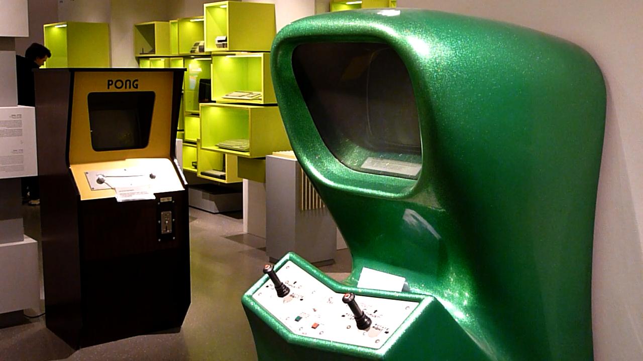 Copmuterspielemuseum  — музей компьютерных игр в Берлине - Изображение 1