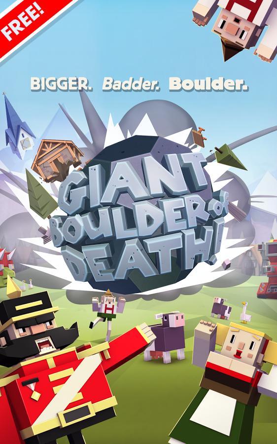 Развлечение в телефоне: Giant Boulder of Death. - Изображение 1
