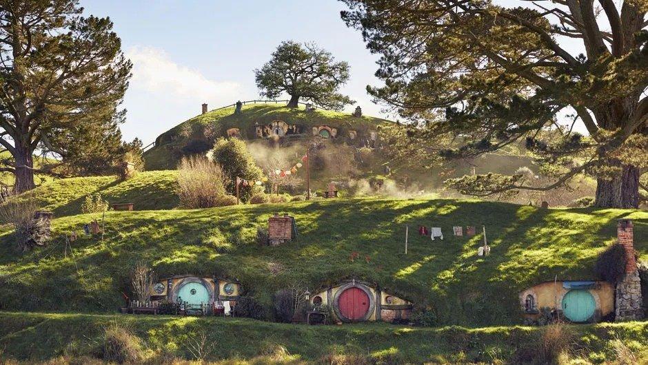 Хоббитон — родина хоббитов в Новой Зеландии - Изображение 1
