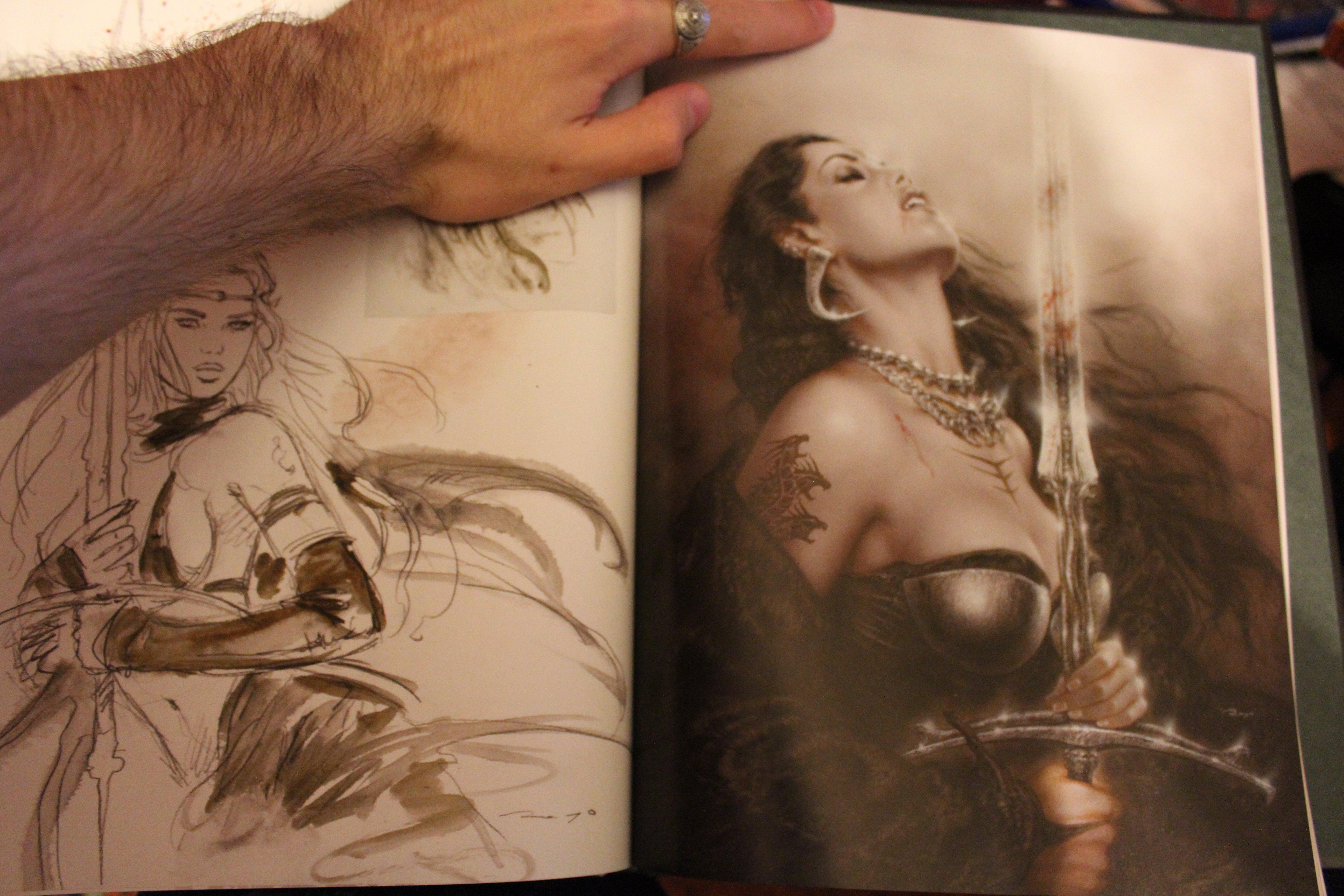 Легенда о девушках с серебренными волосами - Изображение 2