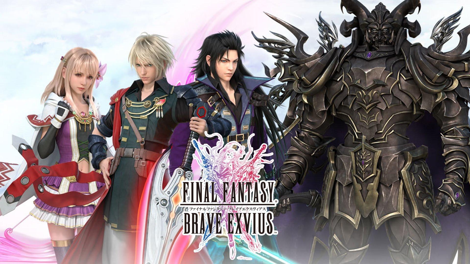 Final Fantasy: Brave Exvius - больше 5 миллионов игроков - Изображение 1
