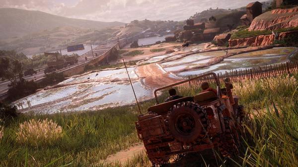 Uncharted 4: A Thief's End. Видео-обзор + Текстовая версия от zoxan'a (slowpoke edition) - Изображение 2
