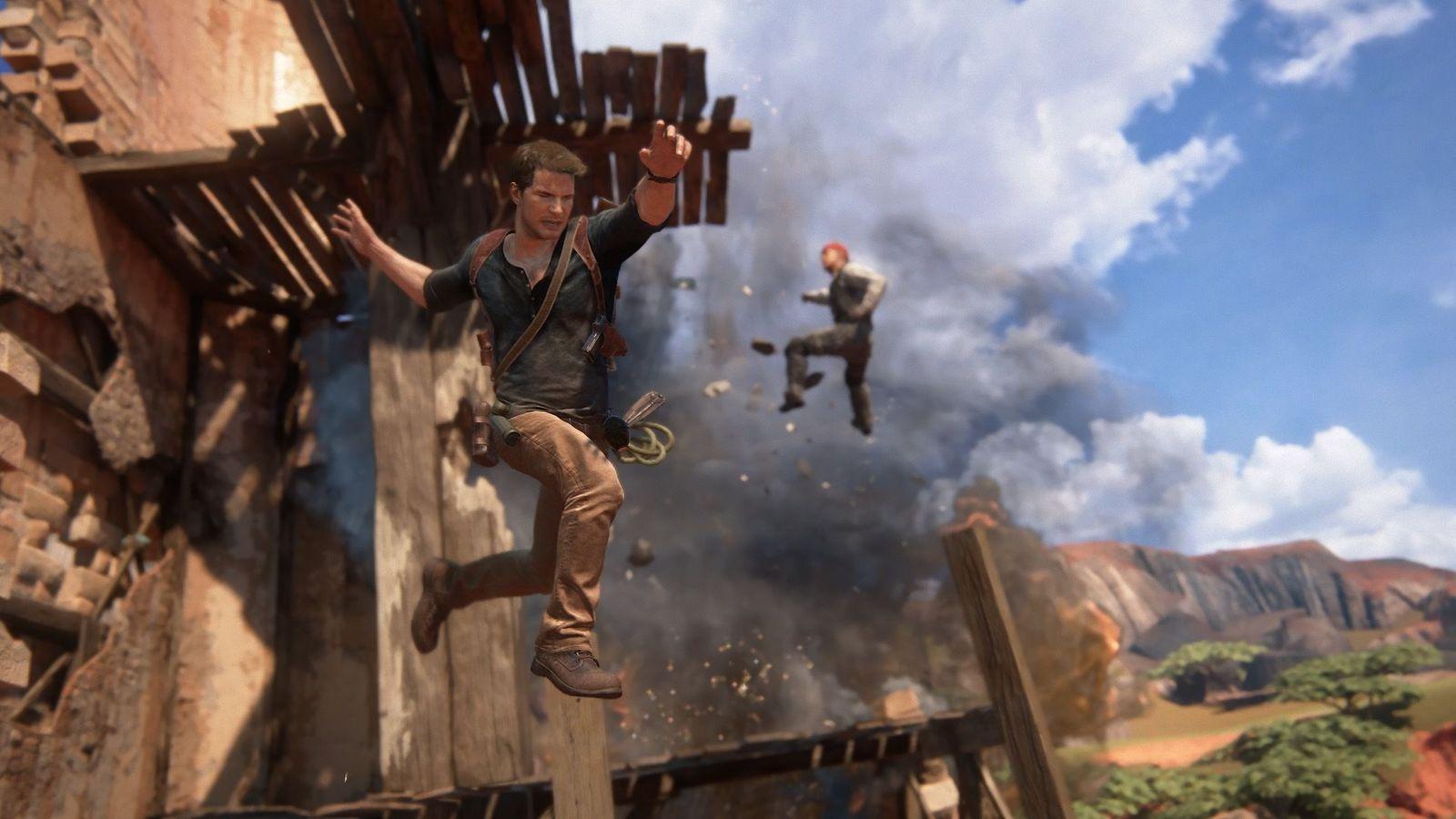 Uncharted 4: A Thief's End. Видео-обзор + Текстовая версия от zoxan'a (slowpoke edition) - Изображение 5