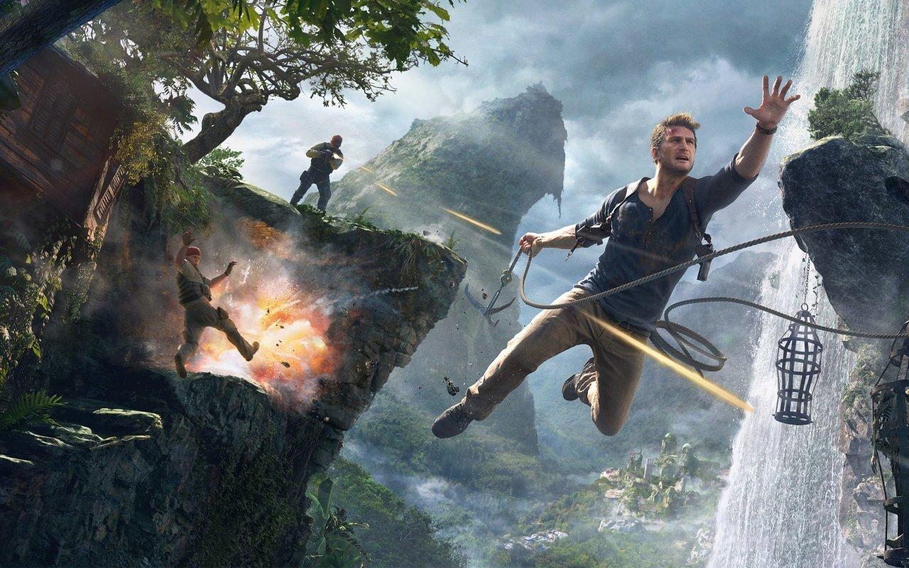 Uncharted 4: A Thief's End. Видео-обзор + Текстовая версия от zoxan'a (slowpoke edition) - Изображение 1
