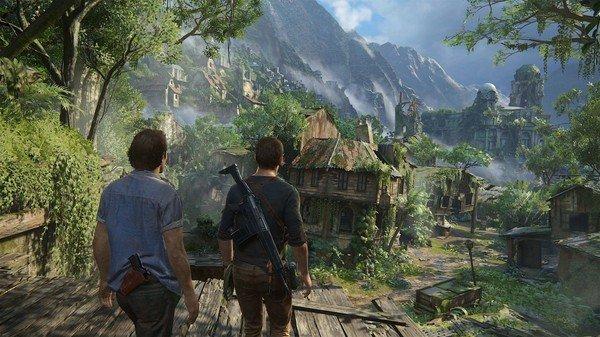 Uncharted 4: A Thief's End. Видео-обзор + Текстовая версия от zoxan'a (slowpoke edition) - Изображение 4