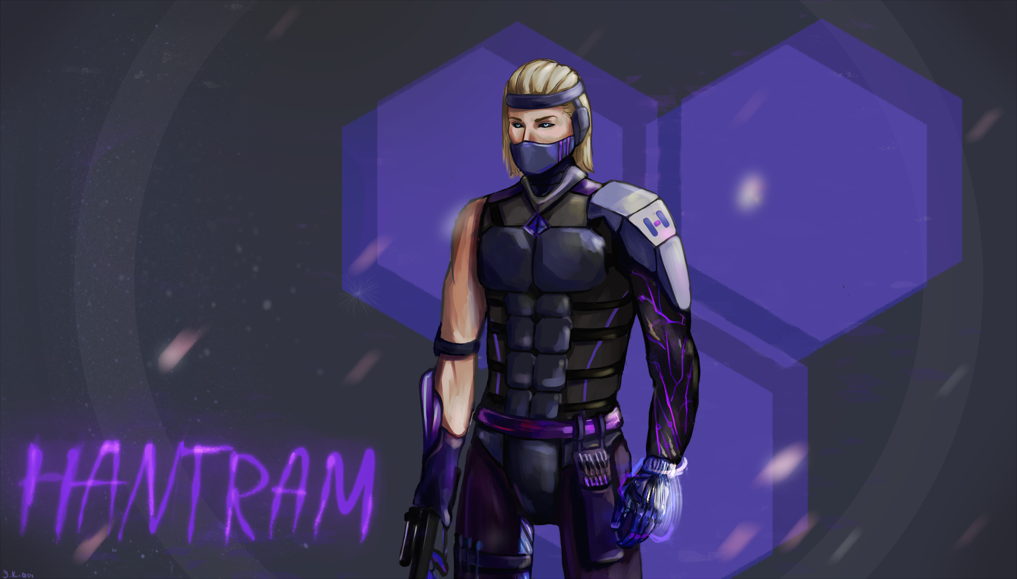 Гантрам - новый герой Overwatch - Изображение 3