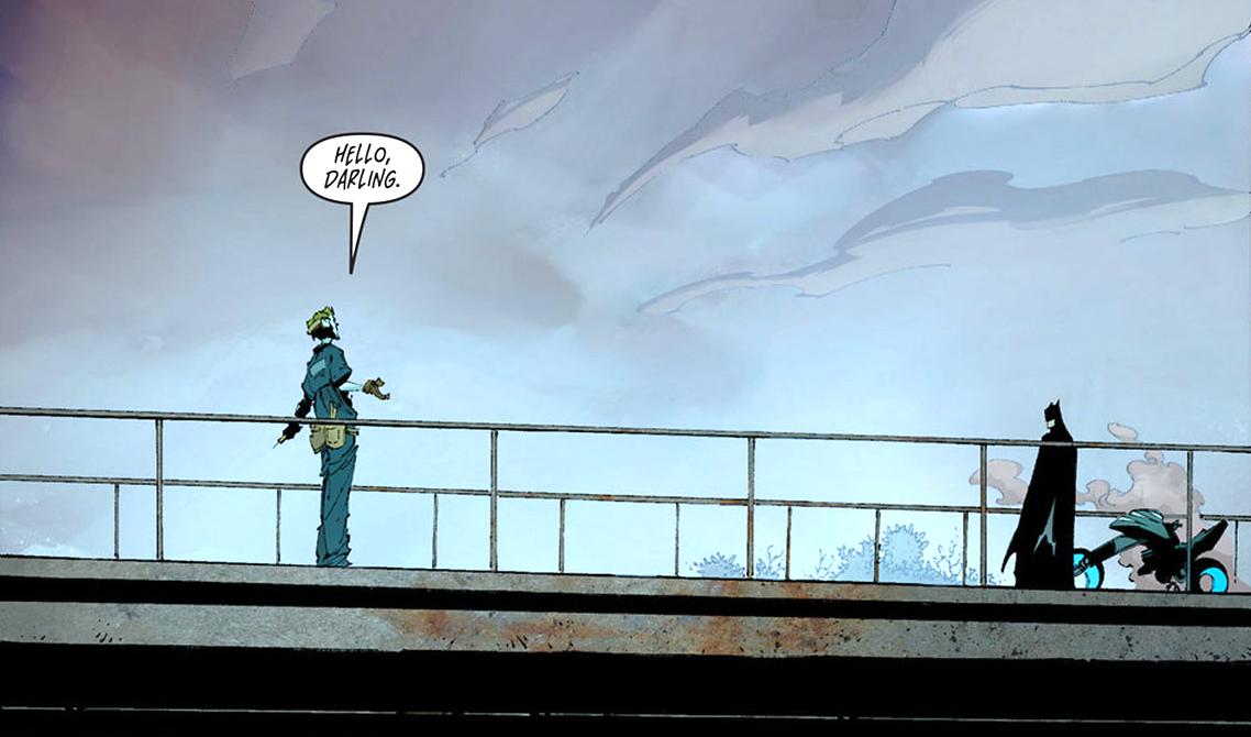 """""""Смерть семьи: и у Бэтмена тоже есть слабости"""" - Изображение 5"""