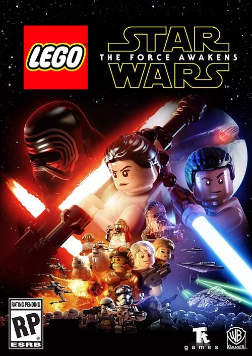 Скриншоты LEGO STAR WARS The Force Awakens как из фильма - Изображение 1