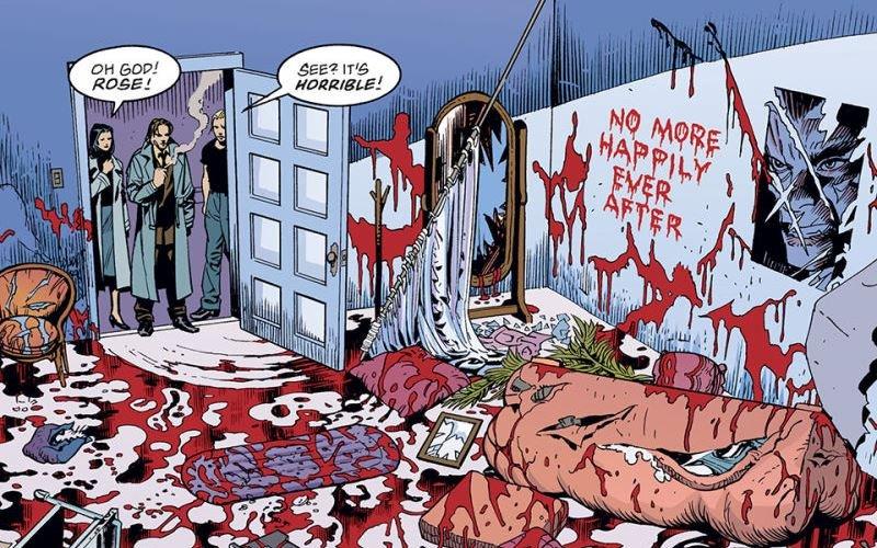 Игры и фильмы по комиксам: Fables. - Изображение 4