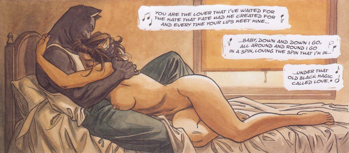 Игры и фильмы по комиксам: Fables. - Изображение 3