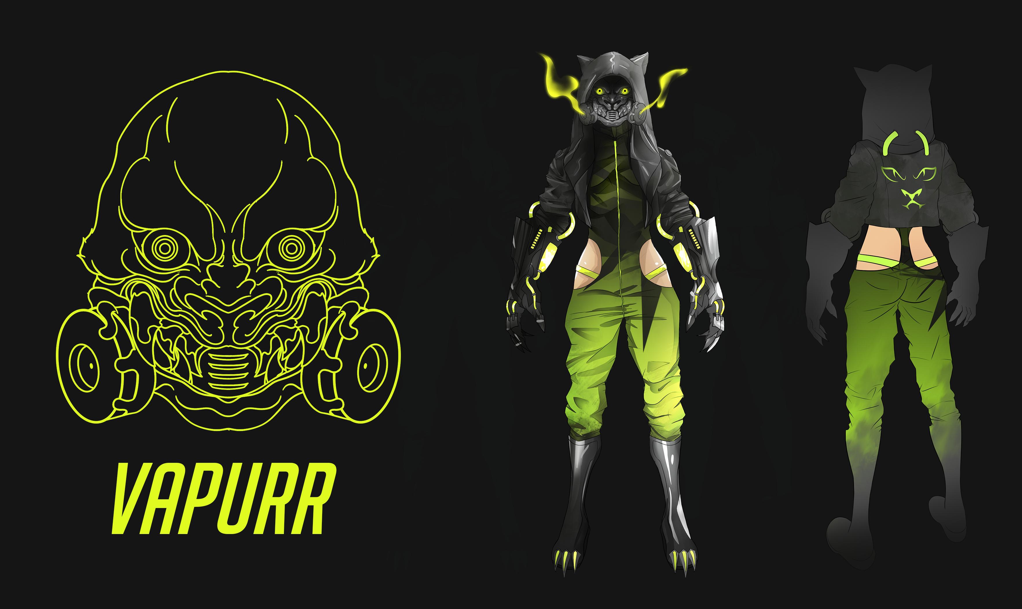 Vapurr, герой рукопашного боя - Изображение 3
