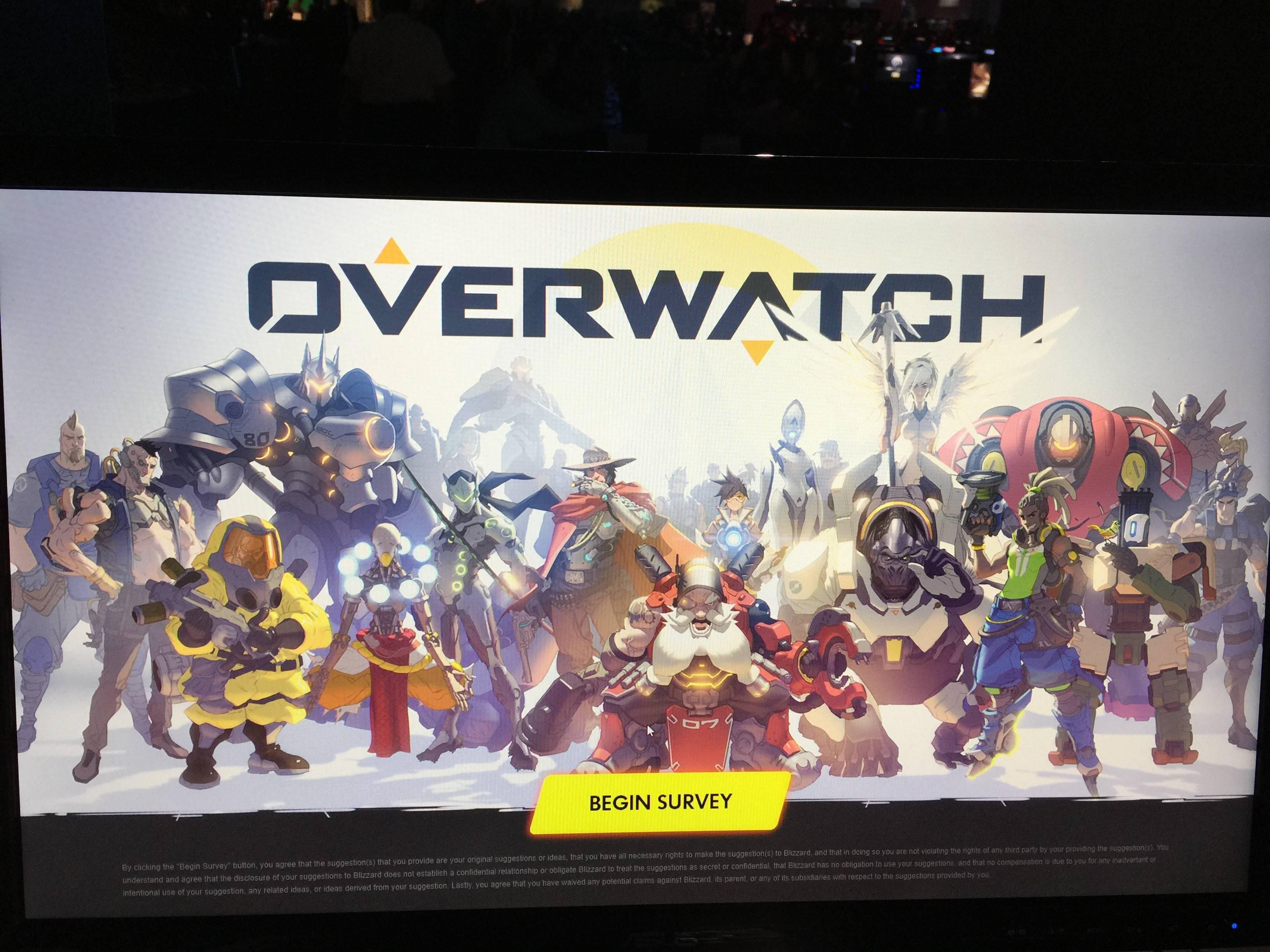 Owerwatch - не анонсированные герои! - Изображение 1